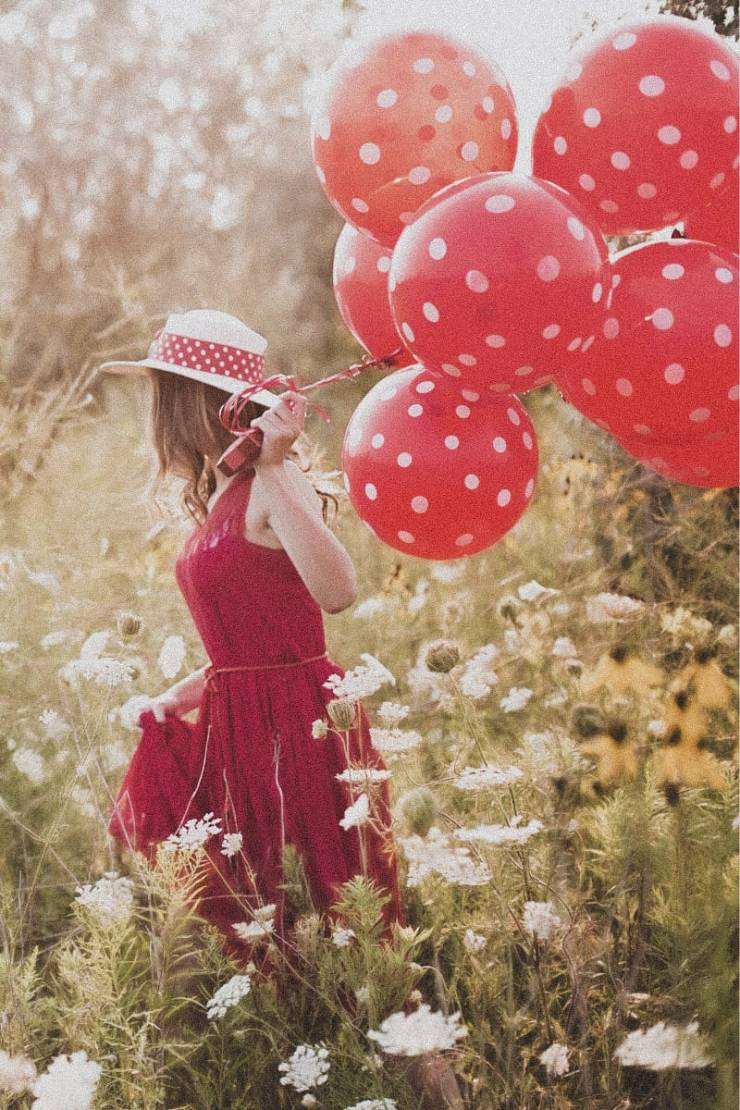 The Past is Like a Red Balloon